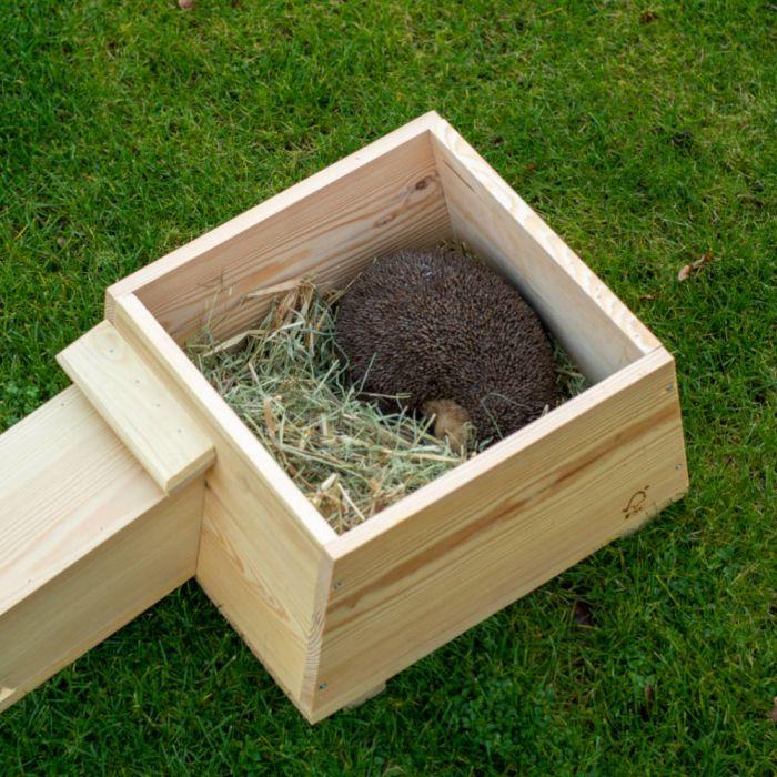 Bodembedekking voor egels