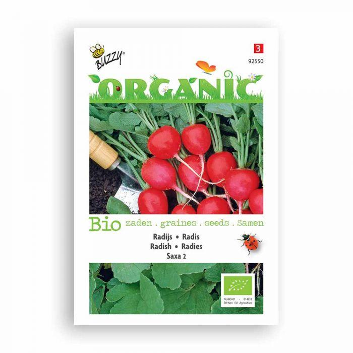 Buzzy® Organic Radijs Saxa 2 (BIO)
