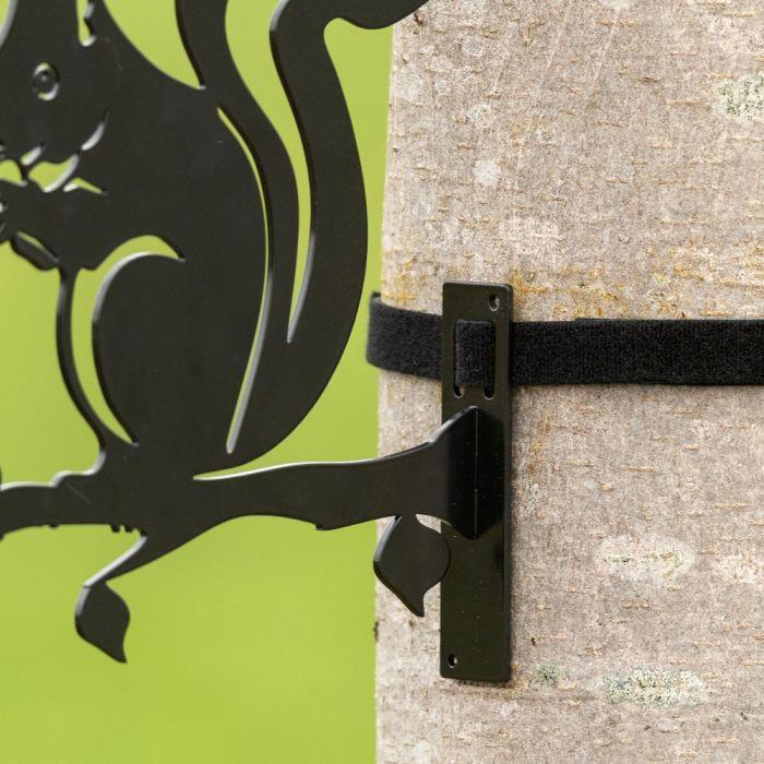 Metal Silhouette – Eekhoorn
