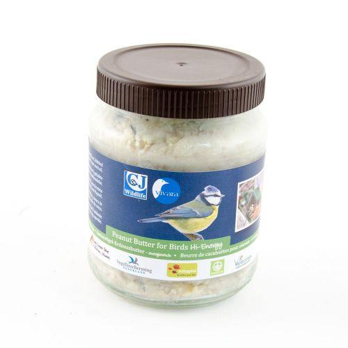 Pindakaas voor tuinvogels hi-energy