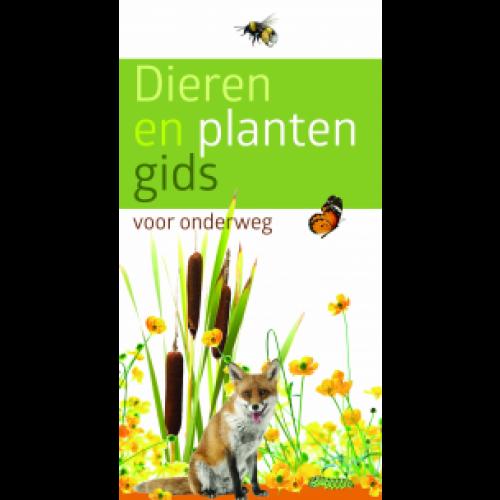 Dieren- en Plantengids voor Onderweg