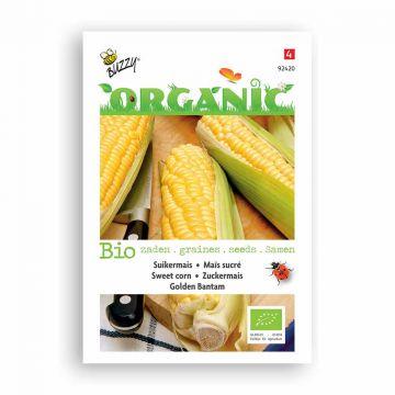 Buzzy® Organic Mais Golden Bantam (BIO)