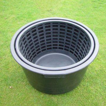 Steenuilvriendelijke veedrinkbak 65 liter
