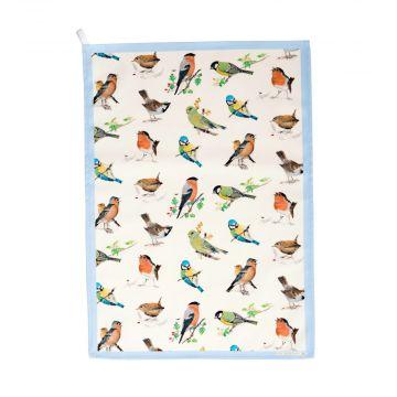 Theedoeken met vogels - Roy Kirkham