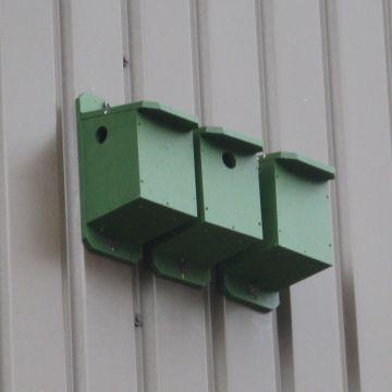 Systeem-nestkast huismus eco 34 mm