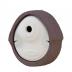 Nestkast Alicante WoodStone 32 mm Bruin