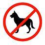 Huisdieren waarschuwing