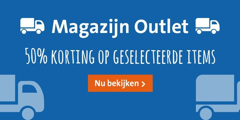 magazijn outlet