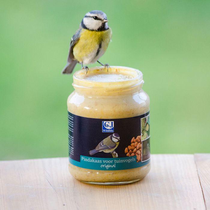 Pindakaas voor tuinvogels Original