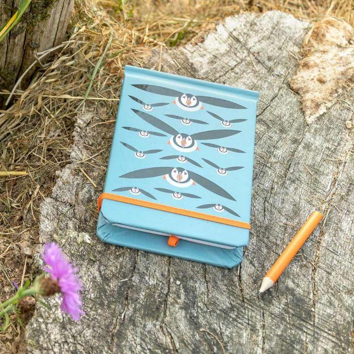 Papegaaiduiker notitieboek