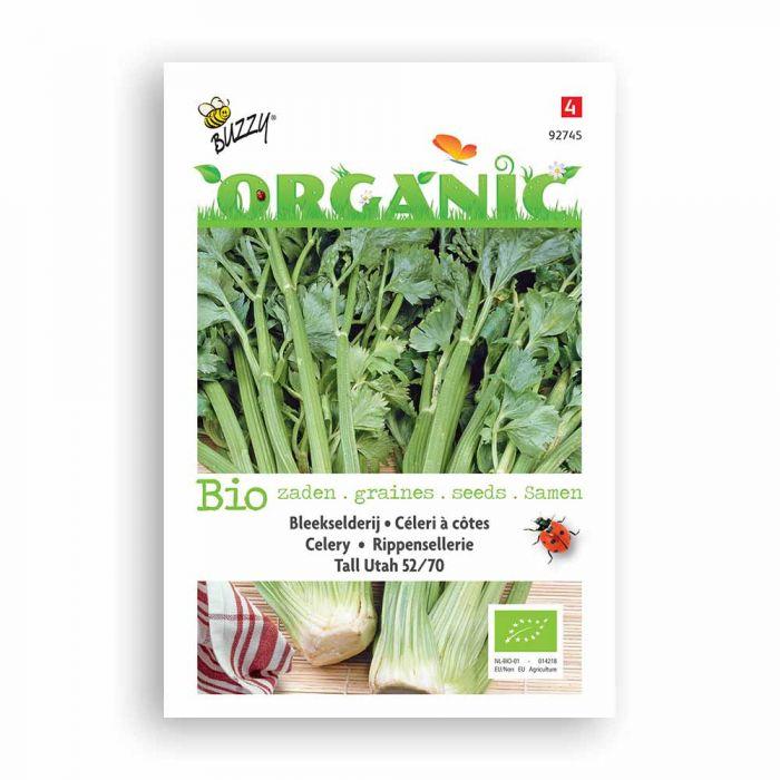 Buzzy® Organic Selder Tall Utah 52/70 (BIO)