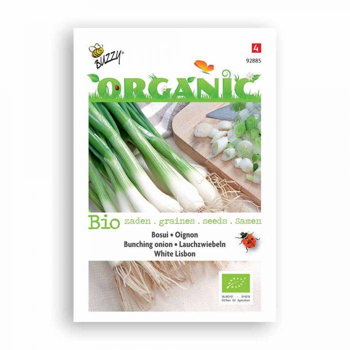 Buzzy® Organic Uien White Lisbon (BIO)