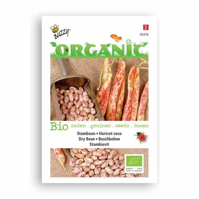 Buzzy® Organic Stamslaboon Kievit (BIO)