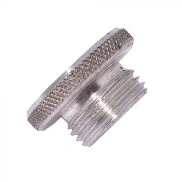 Metalen siloschroef