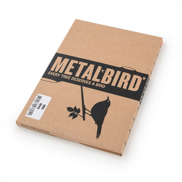 Metalbird winterkoning