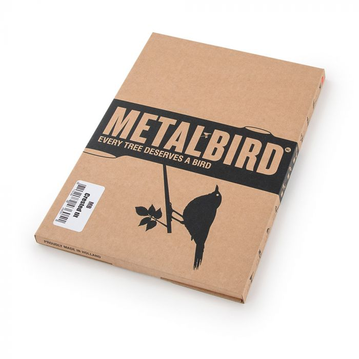 Metalbird kuifmees