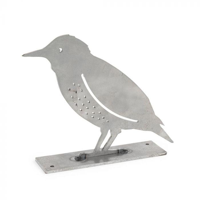 Metalen vogel Spreeuw