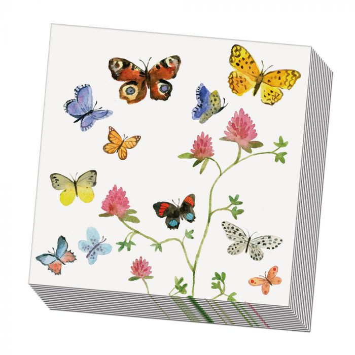 Servet Vlinder