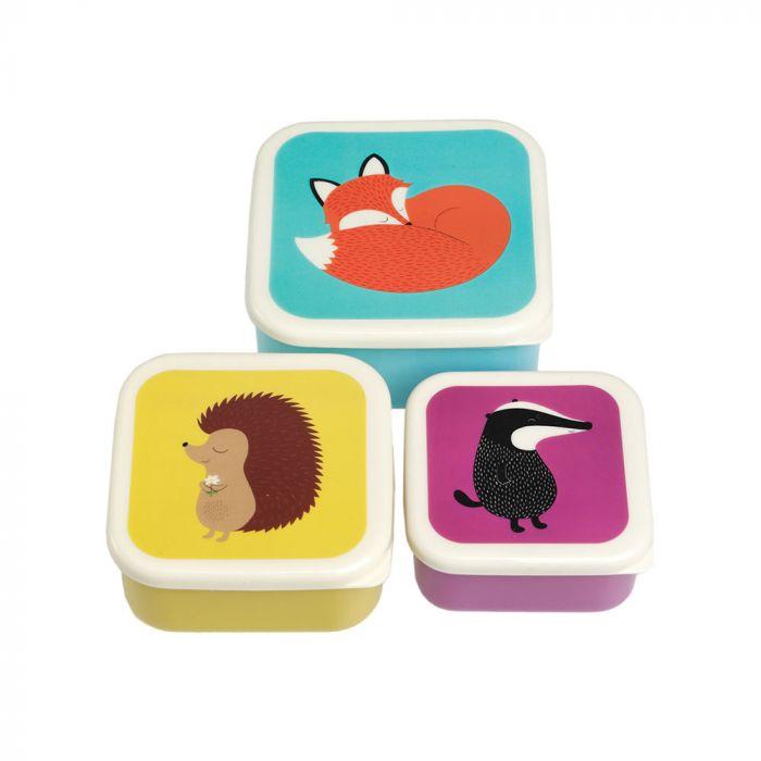 Lunchbox set Rusty & Friends
