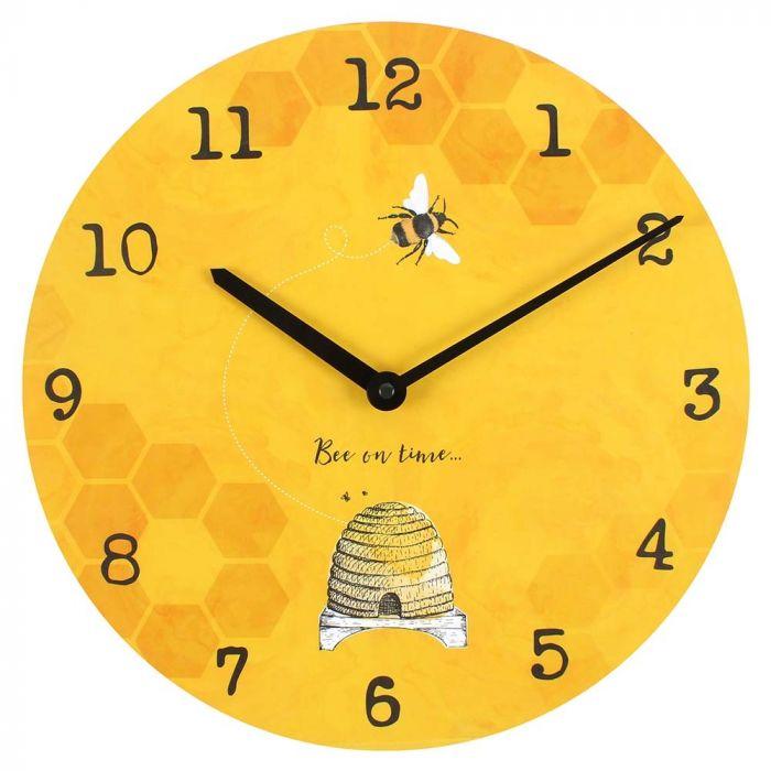 Bee on time klok