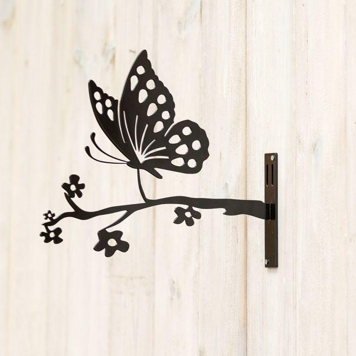 Metal Silhouette – Vlinder