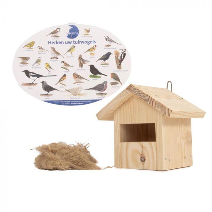 Voordeelpakket Nestkast Nell