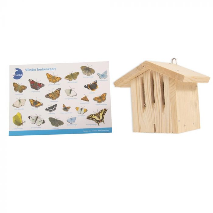 Voordeelpakket Vlinderhuis Dana