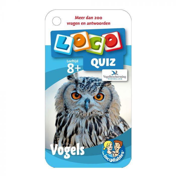 Loco Quiz Vogels!