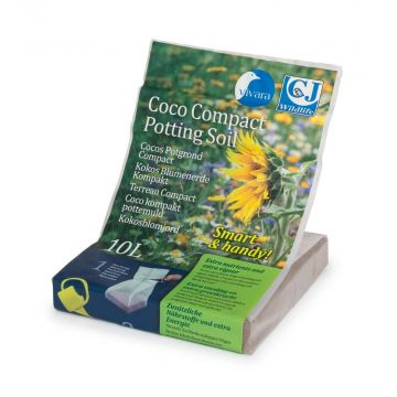 10 ltr Coco compact potgrond