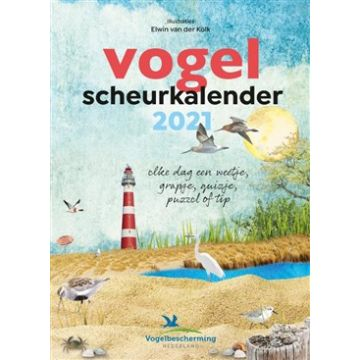 Vogelscheurkalender 2021